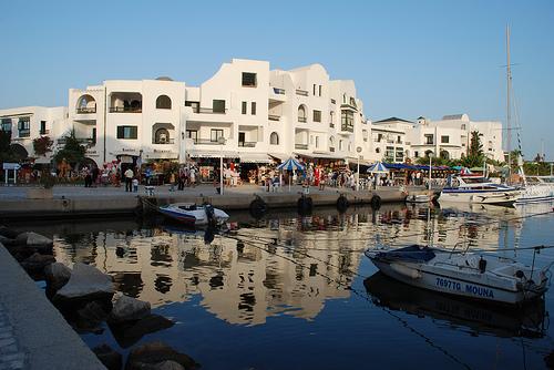 Haven van Port El Kantaoui