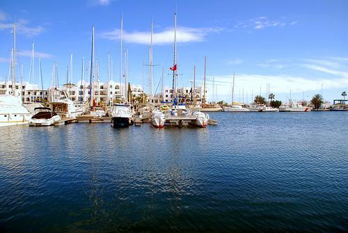 TU501 Port el Kantaoui, Sousse