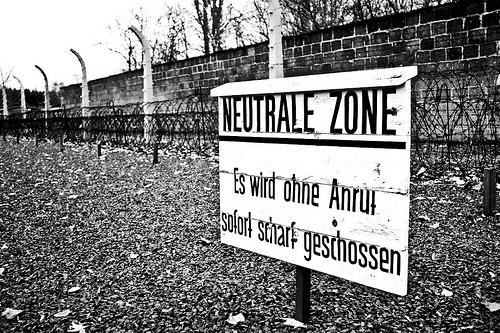 Sachsenhausen concentration camp 1936 - 1945
