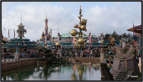 2011-01-15 Disneyland Paris - Discoveryland - 5