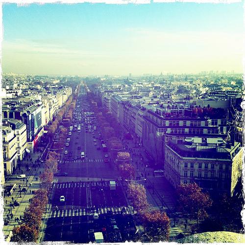 Champs Elyées