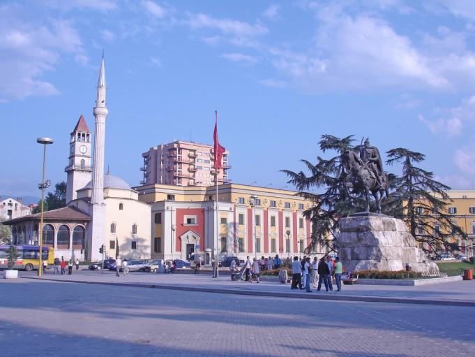 Stedentrip Tirana